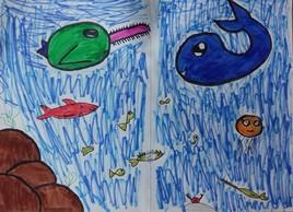 L'océan les animaux