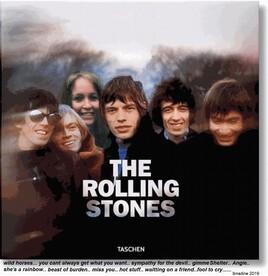petite incruste 2 avec les Stones lors d'une balade ! :))