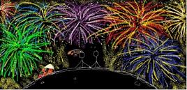 Happy new année à tous!...