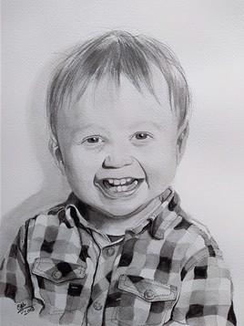 Portraits d'enfants suite