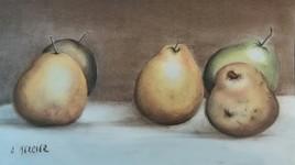 Les poires
