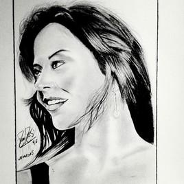 portrait Catherine zeta jones