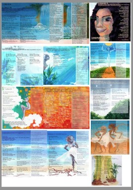 JAQUETTE ALBUM MUSIC WORLD- RÉUNION