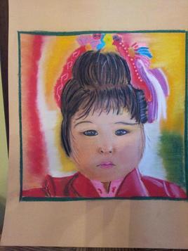 enfant chinoise
