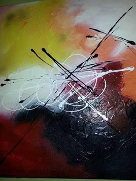 palette d'artiste