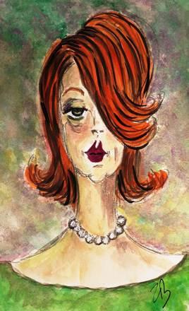 Madame Liliane Dantandorejadishier