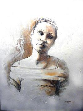 Portrait White&Brown.