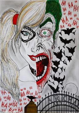 Harley Quinn/The Joker