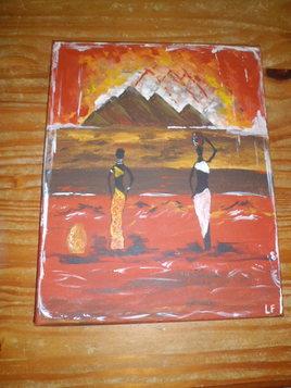decor africain