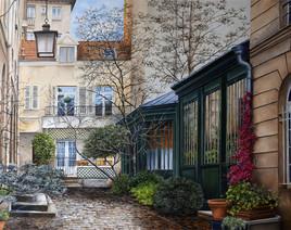 Le charme du Marais - Paris