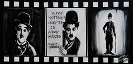 Hommage à Charlie Chaplin