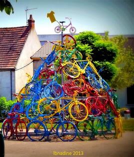 petit clin d'oeil au Tour de France  :)