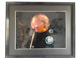 Le peintre et Mars