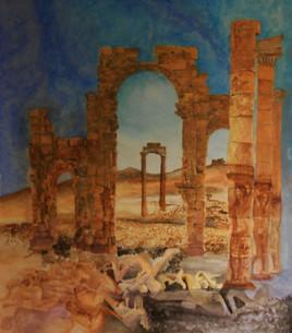 Palmyre, souffre d'horreur
