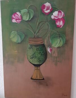 Vase florale