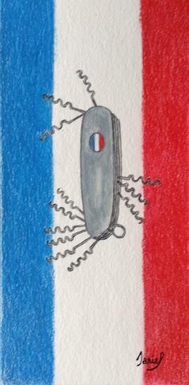 Le couteau français