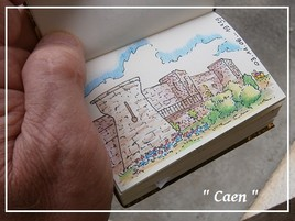 Ville de Caen...!