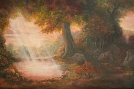 Magie des forêts et des eaux