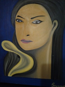 La femme des beaux arts