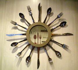 Miroir couverts de table
