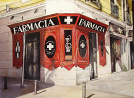 Farmacia de Lavapies-Madrid