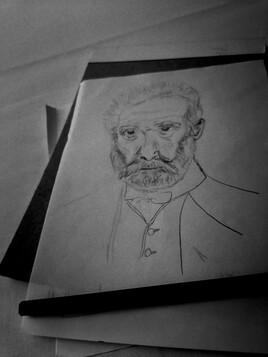 Victor Hugo ( vue différente)