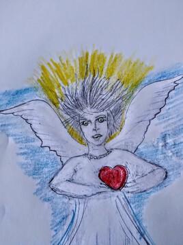 Un coeur d'ange