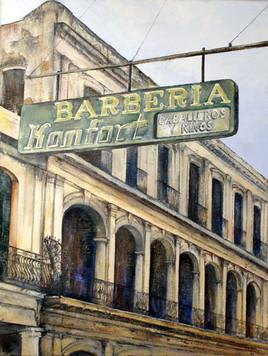 Barberia Konfort-Habana