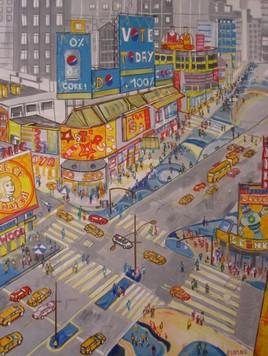 tableau deco new york