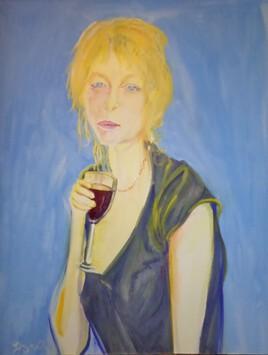Petit chagrin dans le vin .