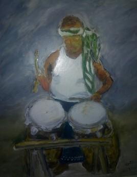 Tambourin traditionnel
