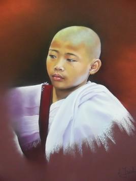 jeune tibetain