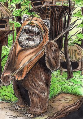 Wicket ***COMMISSION***