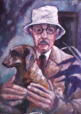Monsieur Bonnard et son chien 2