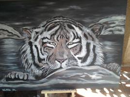 le tigre nocturne