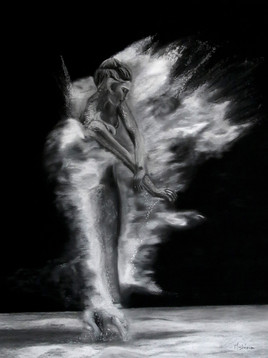 danseuse contemporaine