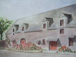Un manoir à Guérande