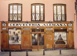 Cerveceria Alemana-Madrid