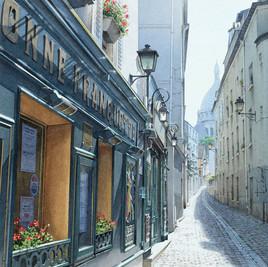 """Montmartre """"A la bonne Franquette"""""""
