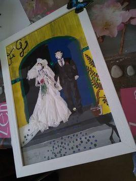 Vive les mariés!!!