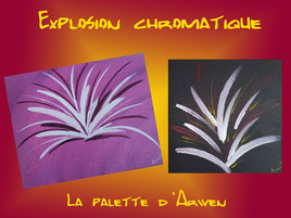 explosion chromatique