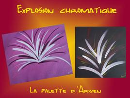 explosion chromatique
