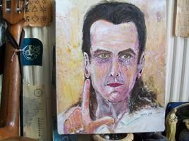 Autoportrait  Stal Fa