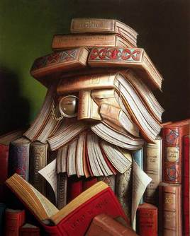 Le bibliothécaire