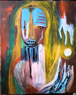 Autoportrait en Alchimiste