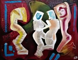 Groupe de Hrad Rock et Danseurs