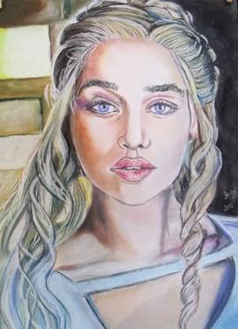 Daenerys Targaryen (Khaleesi G.O.T)