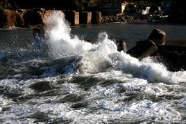 la mer en colère 6