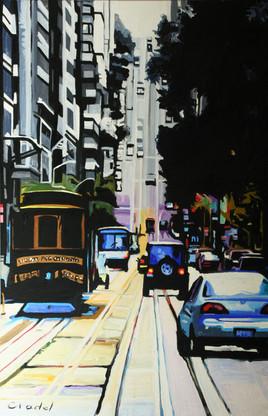 frisco cable car