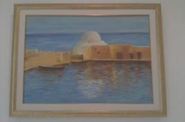 Un vieux port à Monastir- Tunisie